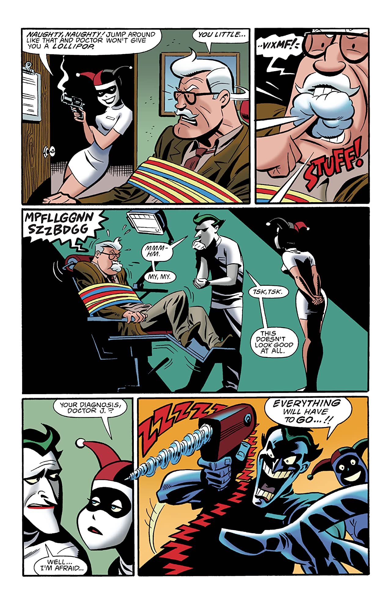 Batman Adventures: Mad Love: Deluxe Edition
