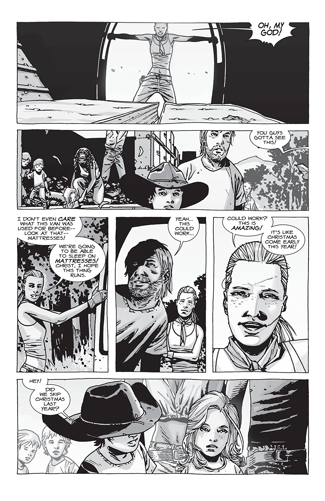 The Walking Dead #61