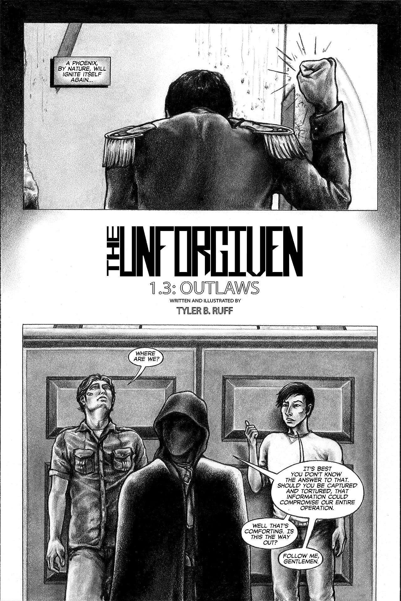 The Unforgiven #3