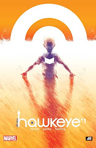 All-New Hawkeye (2015) #1