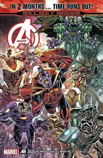 Avengers (2012-2015) #42