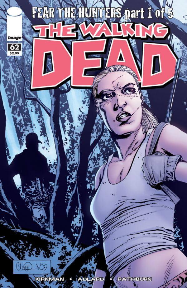 The Walking Dead #62