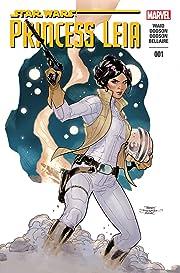 Princess Leia (2015) #1 (of 5)