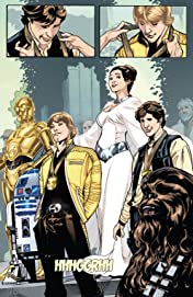 Princess Leia (2015) #1 (of 5)