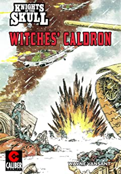 Knights of the Skull #3: Witches Caldron
