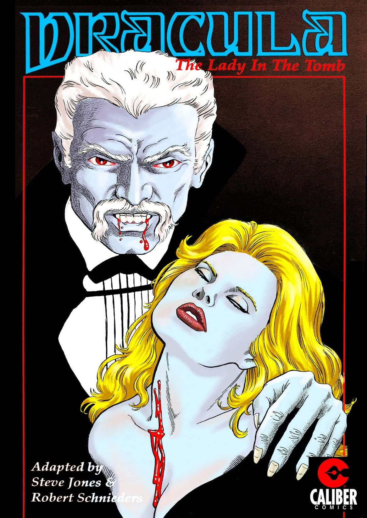 Dracula: Lady in the Tomb #1