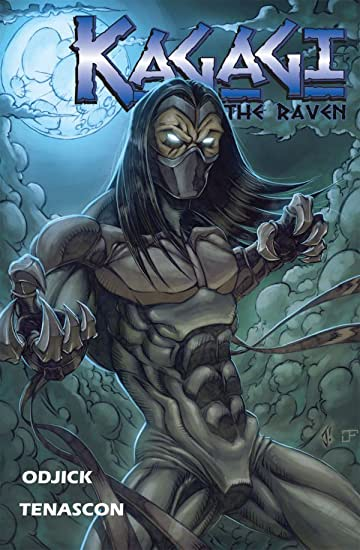 Kagagi: The Raven Preview