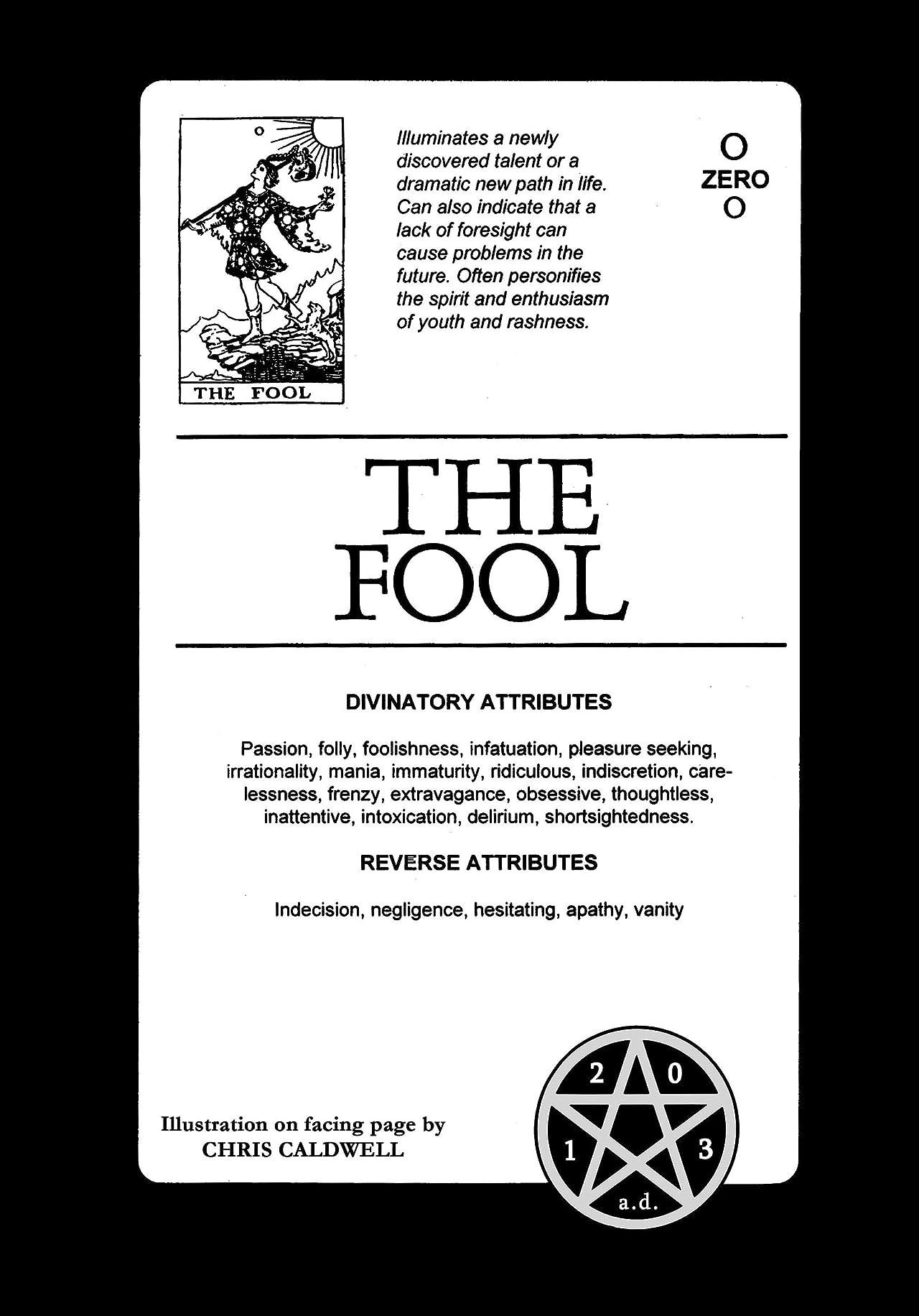 Book of the Tarot