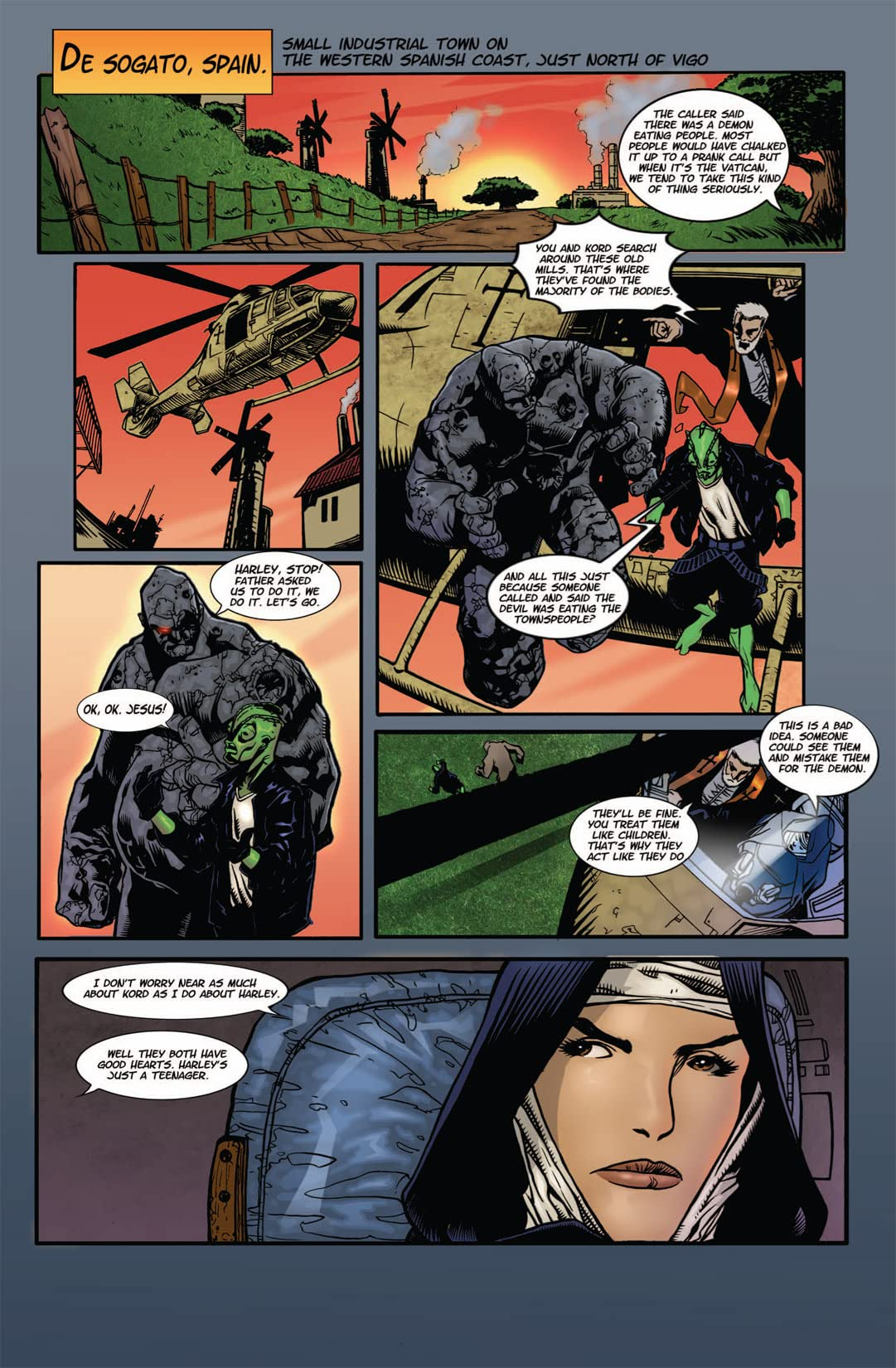 Kord & Harley: Preview