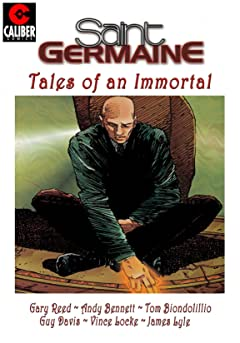 Saint Germaine: Tales of the Immortal
