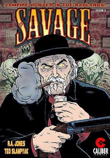 Savage #1