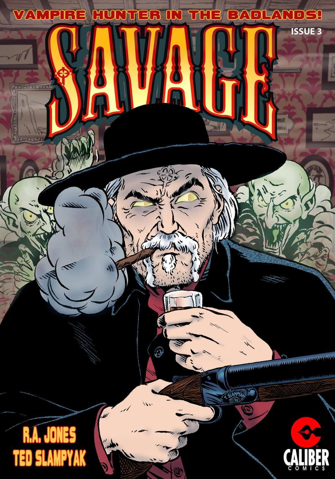 Savage #3