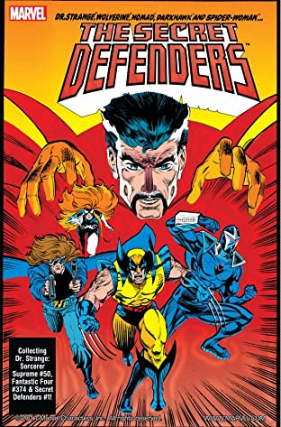 Defenders: Secret Defenders