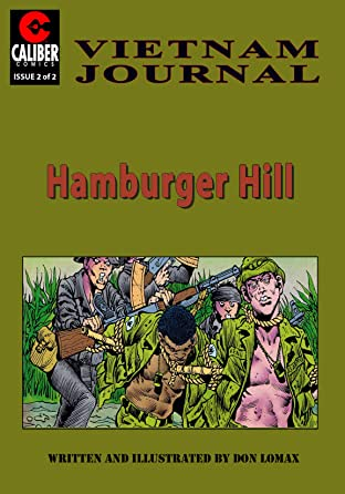 Vietnam Journal: Hamburger Hill #2