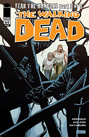 The Walking Dead #64
