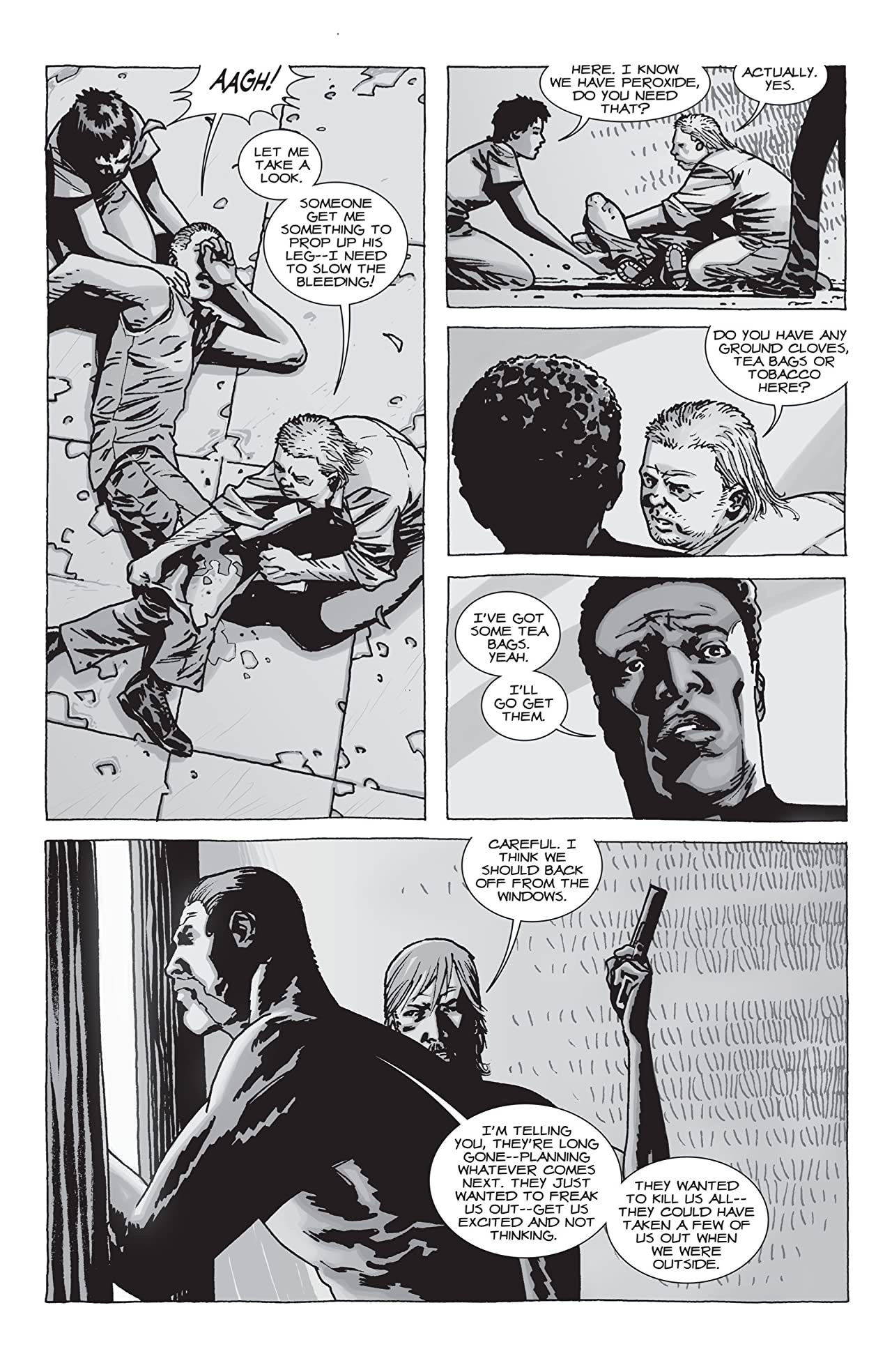 The Walking Dead #65