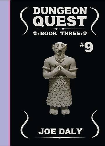 Dungeon Quest Book Three #9