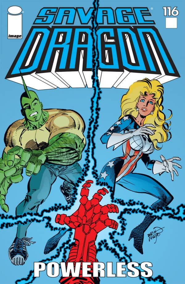 Savage Dragon #116