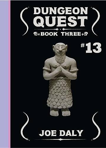Dungeon Quest Book Three #13