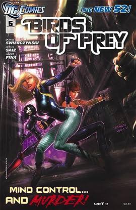 Birds of Prey (2011-2014) #5