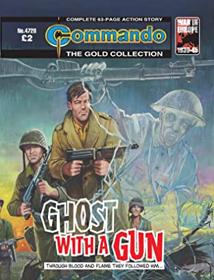 Commando #4728: Ghost With A Gun