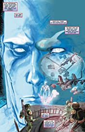 Captain Atom (2011-2012) #5