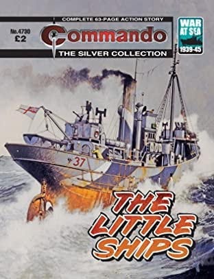 Commando #4730: The Little Ships