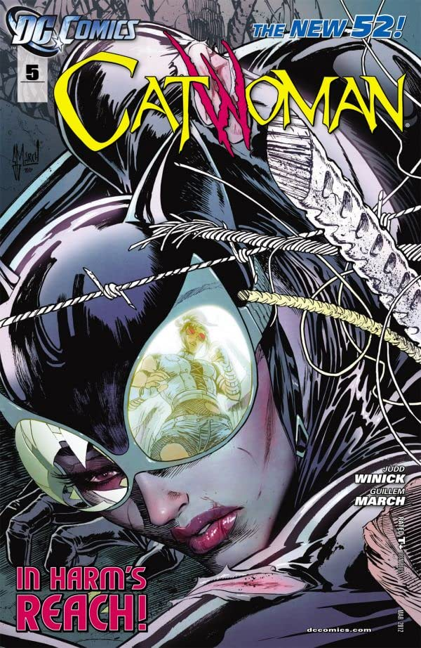 Catwoman (2011-) #5