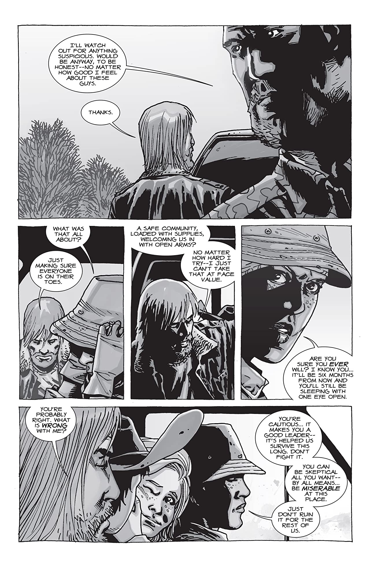The Walking Dead #69