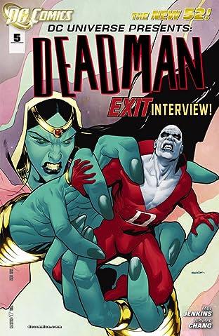 DC Universe Presents (2011-2013) No.5