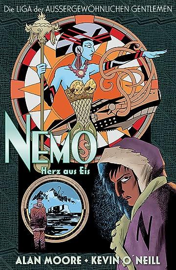 Die Liga der außergewöhnlichen Gentlemen Vol. 1: Nemo - Herz aus Eis