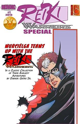 Reiki Warriors Special #1