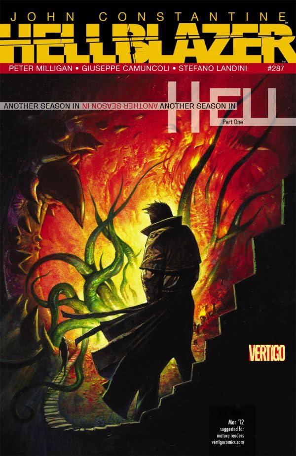 Hellblazer #287
