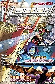 Legion of Super-Heroes (2011-2013) #5