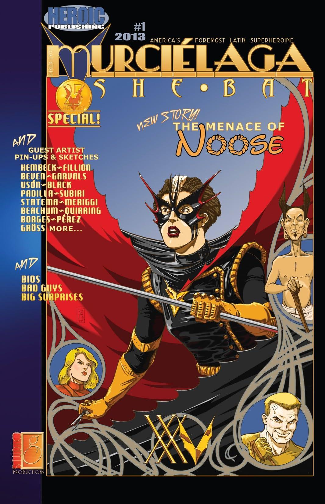 Murcielaga She-Bat Special #1