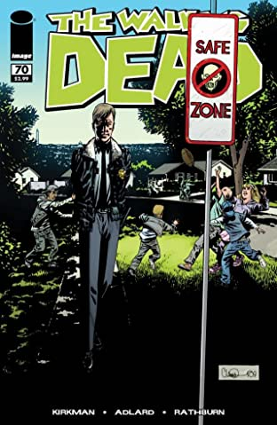 The Walking Dead #70