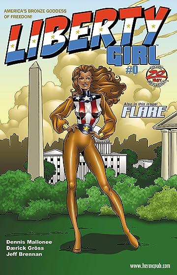 Liberty Girl #0