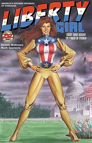 Liberty Girl #1