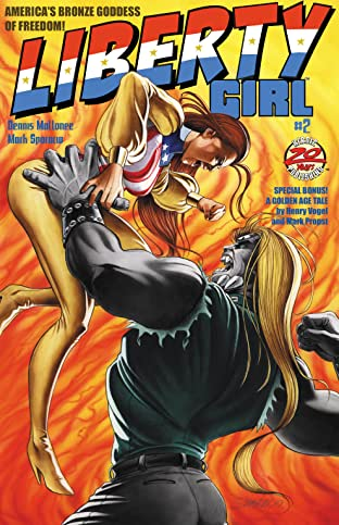 Liberty Girl #2