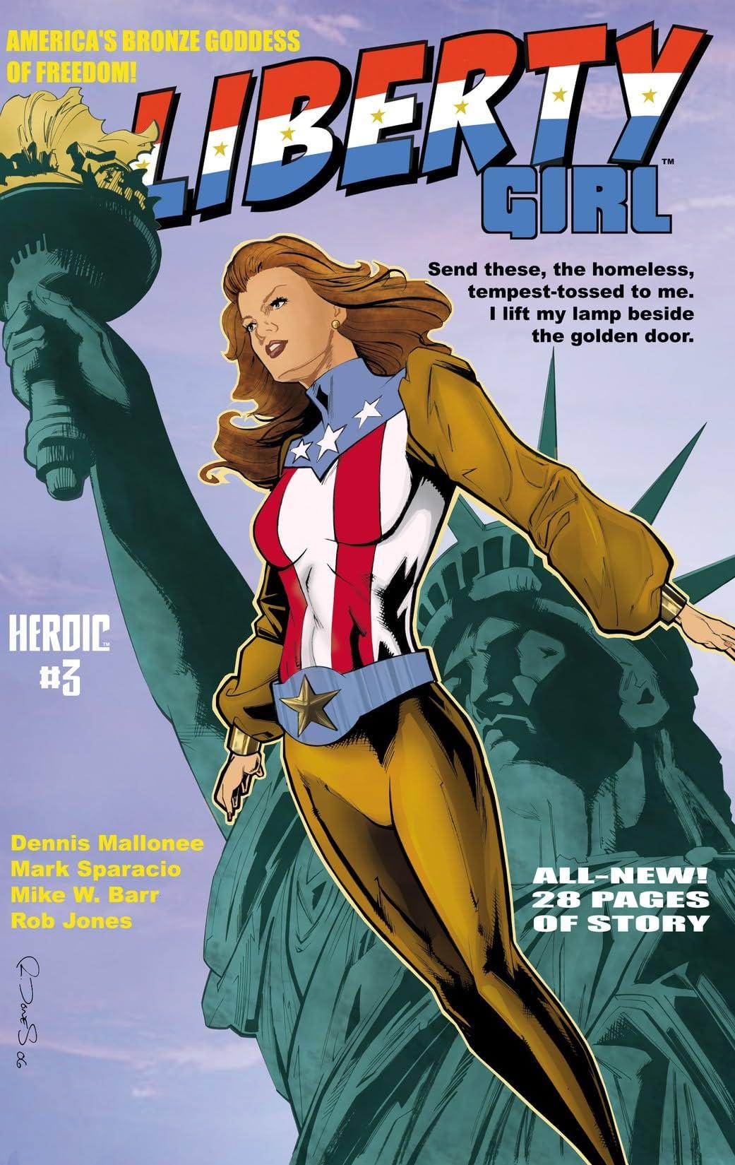Liberty Girl #3
