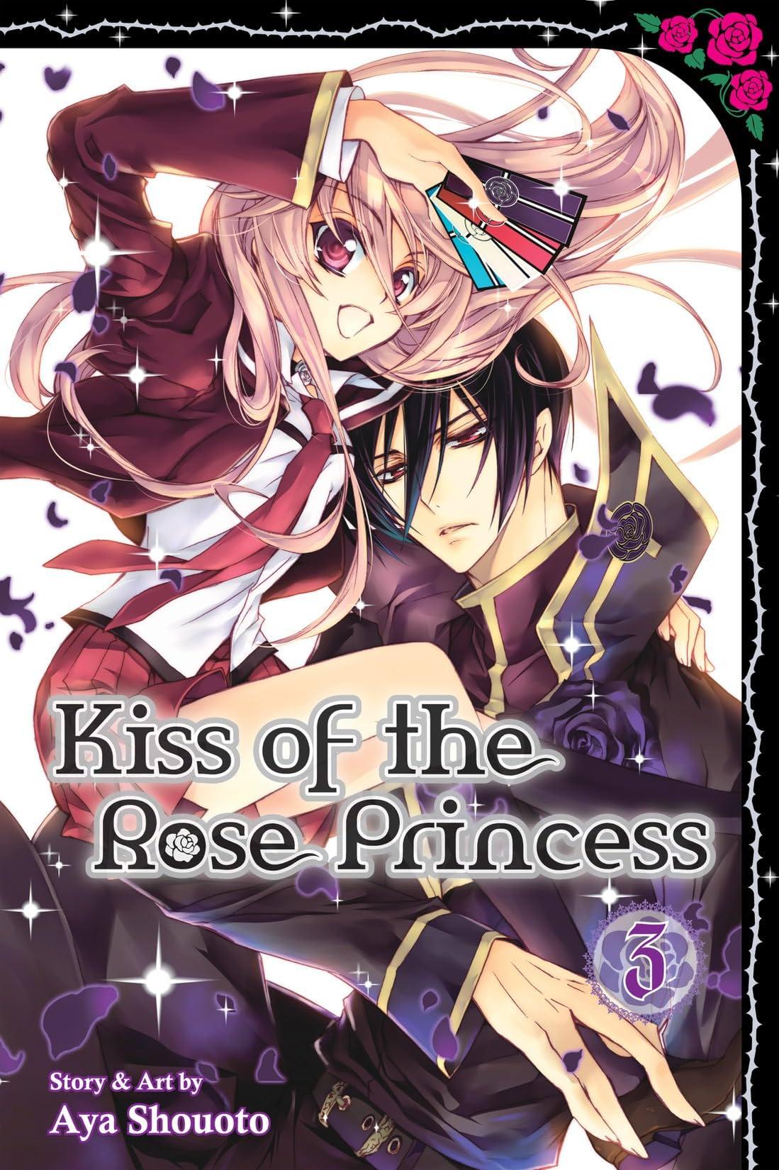 Kiss of the Rose Princess Vol. 3