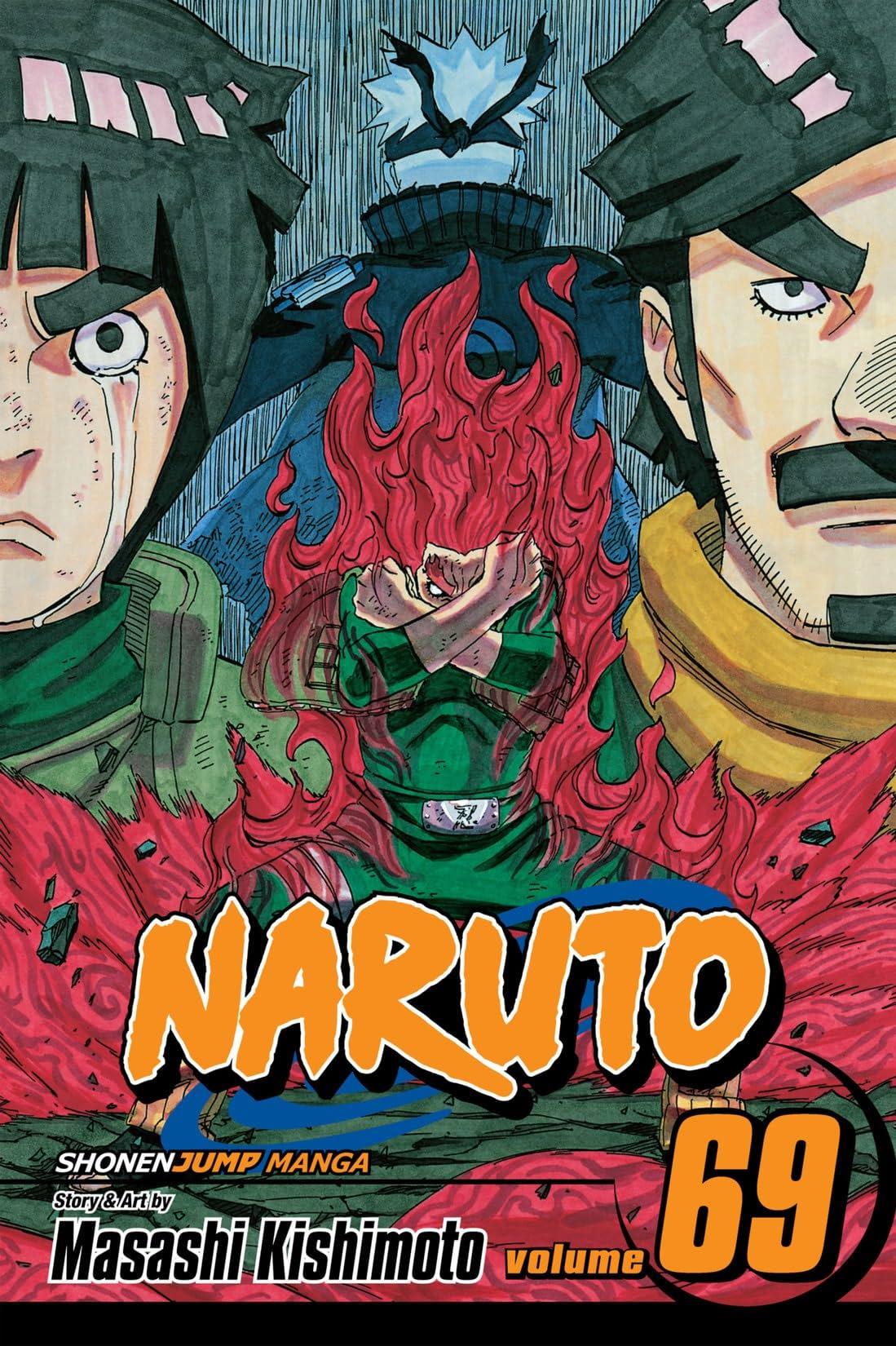 Naruto Vol. 69