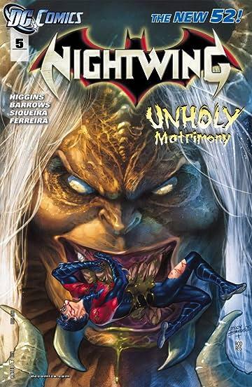Nightwing (2011-2014) #5