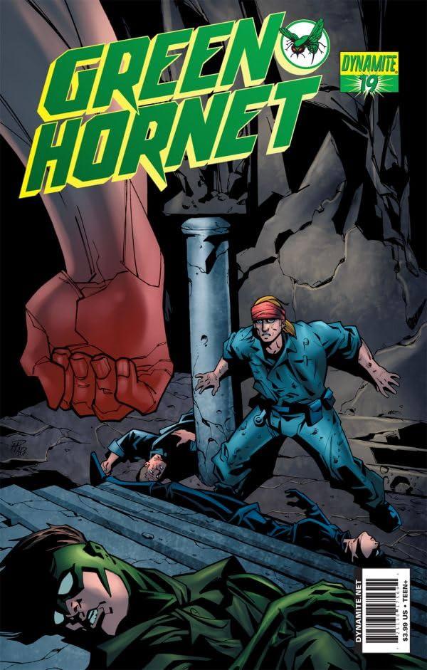 Green Hornet #19