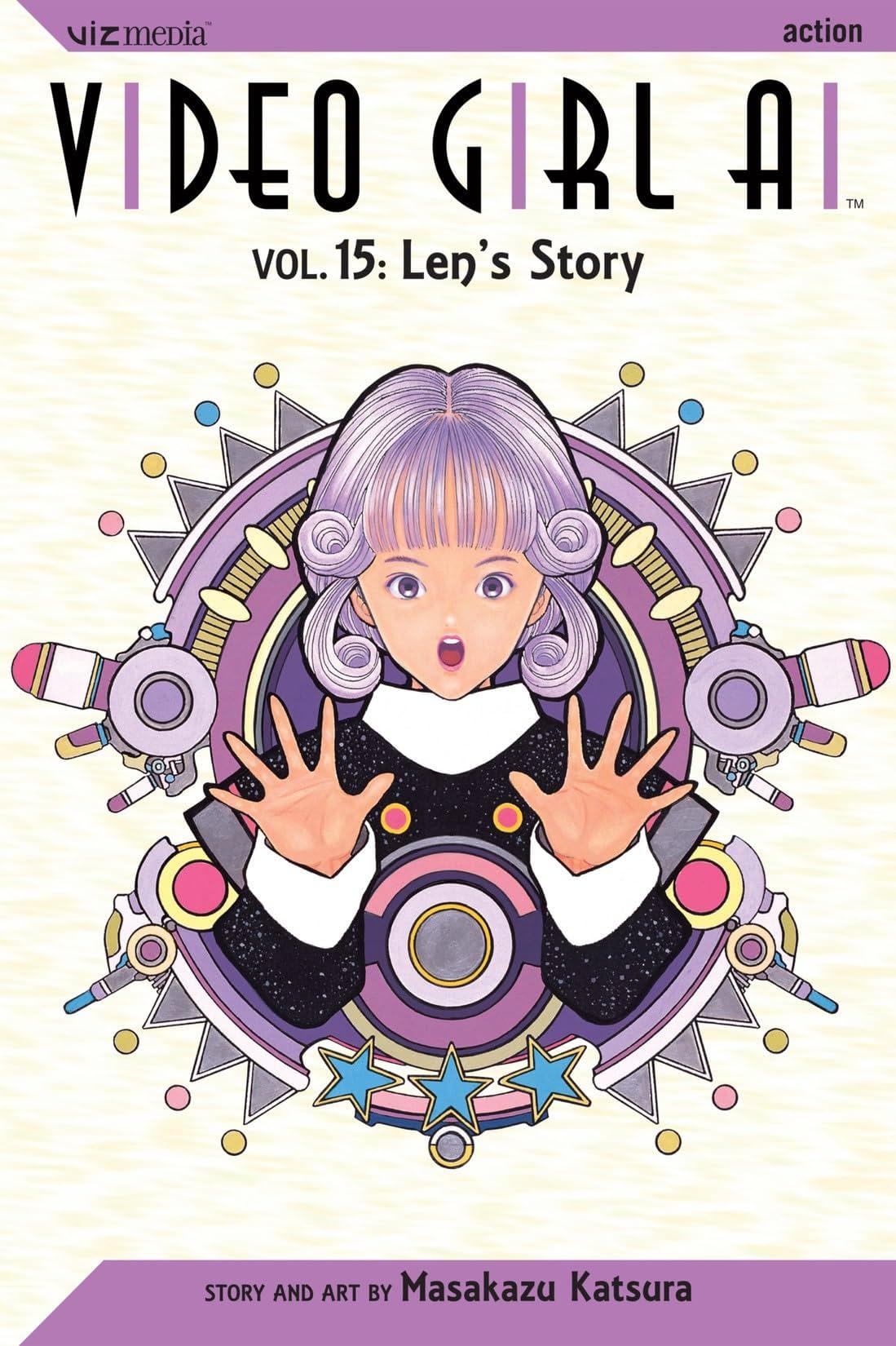 Video Girl Ai Vol. 15