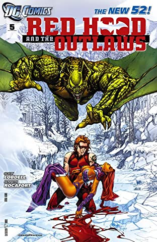 Red Hood and the Outlaws (2011-2015) No.5