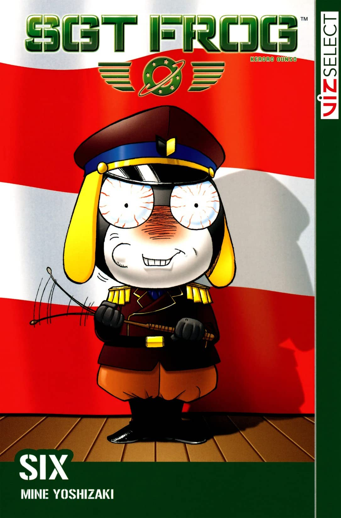 Sgt. Frog Vol. 6