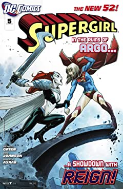 Supergirl (2011-2015) #5