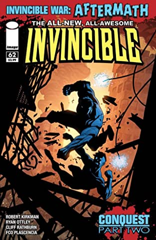 Invincible No.62