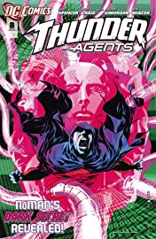 THUNDER Agents (2011-2012) #3 (of 6)